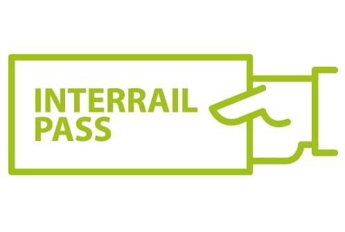 pass icon - Interrail homepage