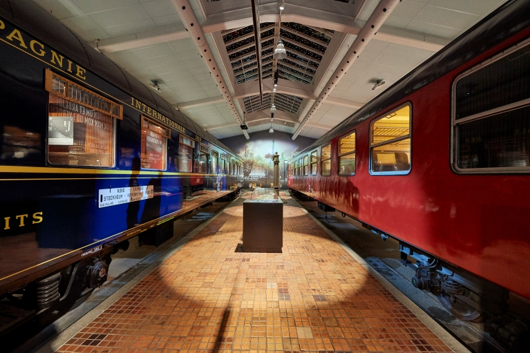 The Danish Railway Museum (4)