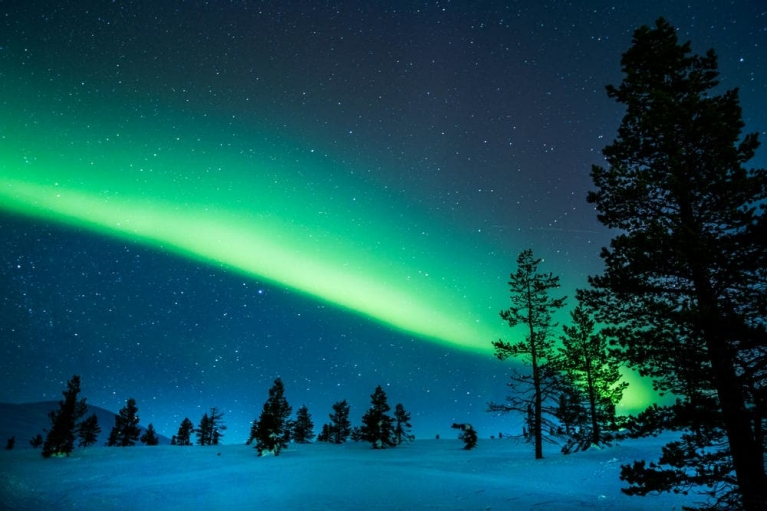 Chase the Northern Lights in Lapland