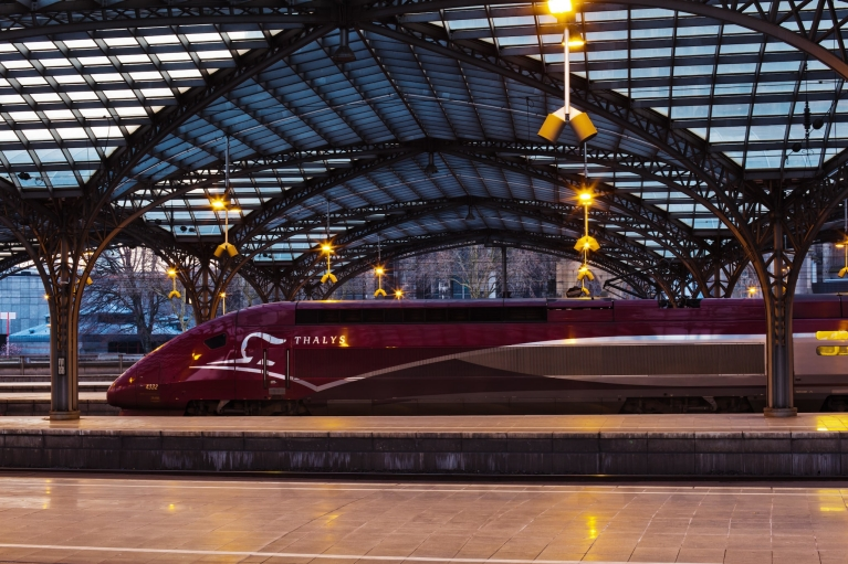 Train à grande vitesse Thalys