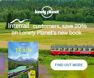 Interrail Lonely Planet Train Journeys 300x250 FIND OUT MORE